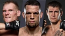 Нейт Диаз стал отцом Никита Крылов ведет переговоры с UFC тяжеловес покинул UFC