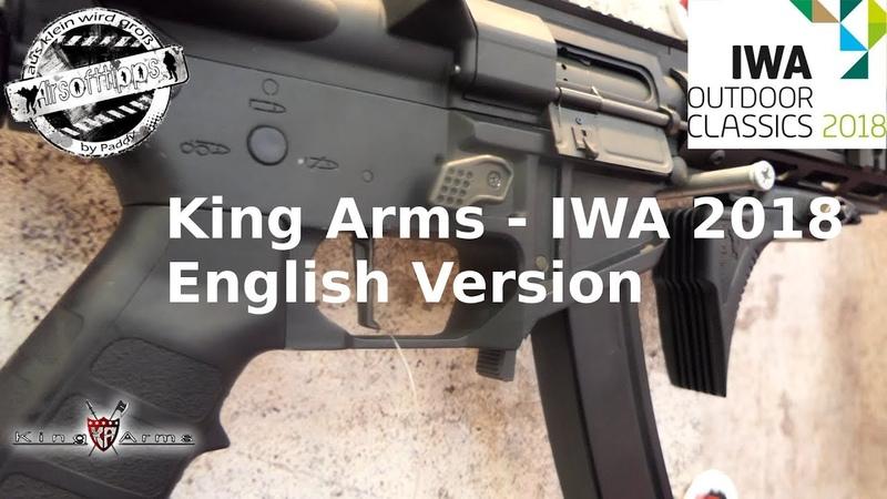 IWA 2018 - King Arms