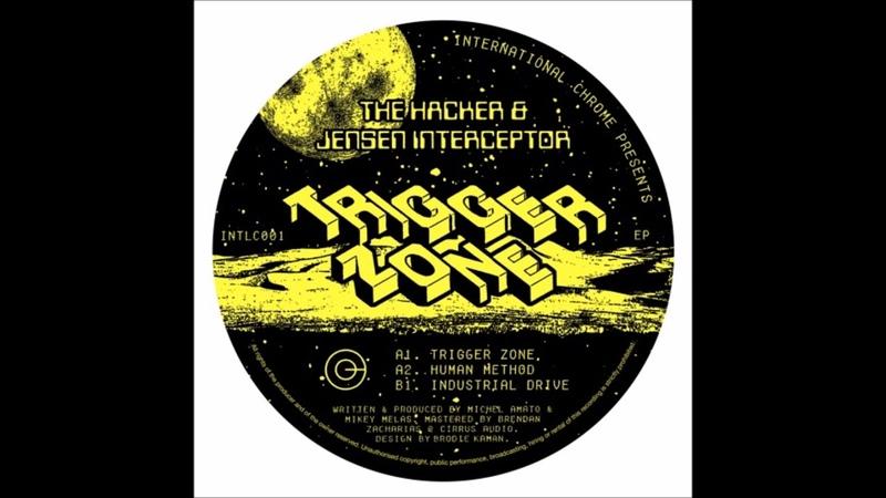 The Hacker Jensen Interceptor - Trigger Zone [INTLC001]
