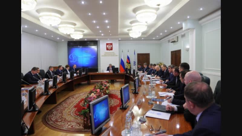 Владимир Колокольцев провел заседание Правительственной комиссии по профилактике правонарушений
