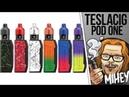 Tesla Falcons Starter Kit with Pod One. А ты хорош.... 🎷🎻🎹🎸