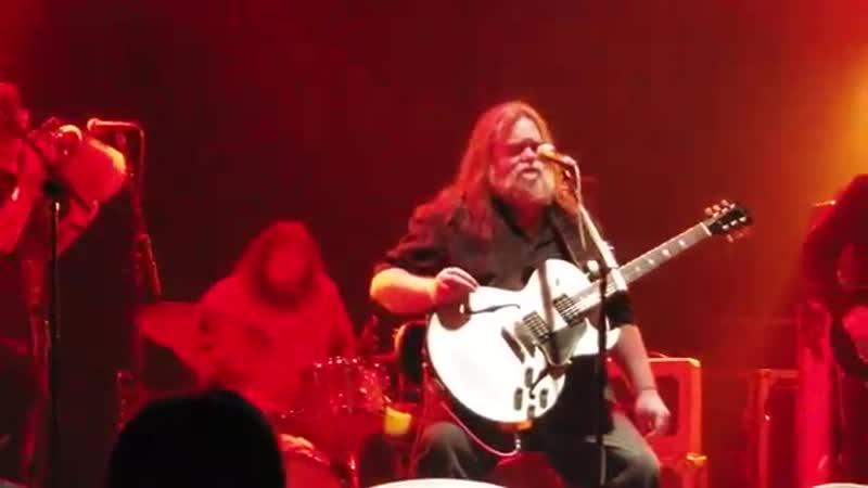 ROKY ERICKSON Roller Coaster LIVE 9/14/18 Granada Dallas