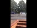 ливень в Зеленогорске 14 июля 2018