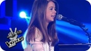 Ariana Grande Almost Is Never Enough Chiara The Voice Kids 2014 Blind Audition
