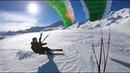 Windy days, Speedriding in Val d'Isére 13