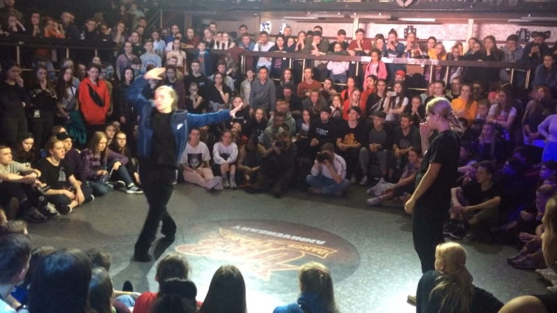 Puncha vs Mironova Nasty l Kazan city l