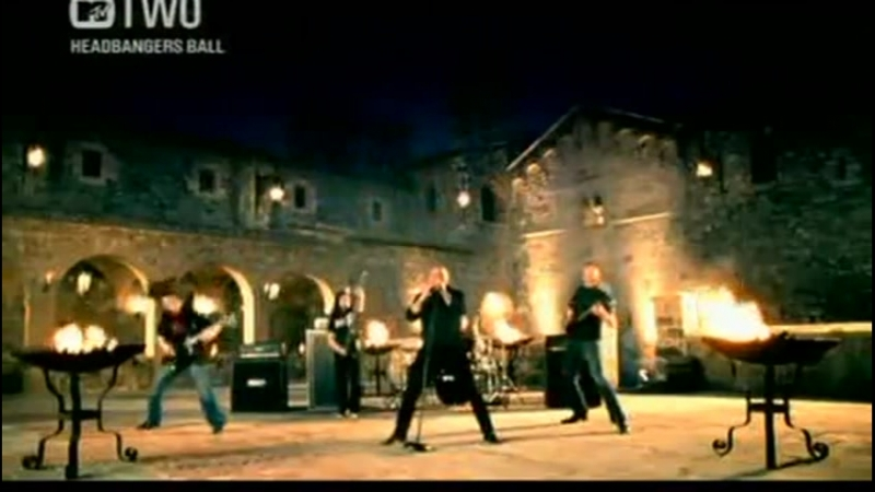 Killswitch Engage - Holy Diver (Official Video)