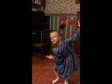 Танец Василисы и Олеси