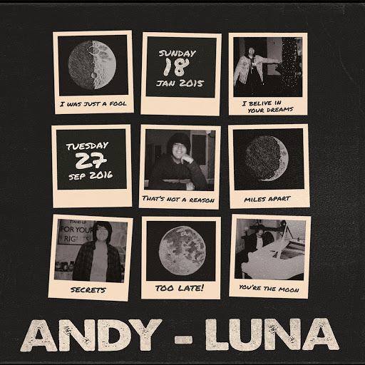 Andy альбом Andy - Luna