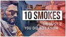 10 NEW Smokes on DUST2 - T-Side ✜ CS:GO