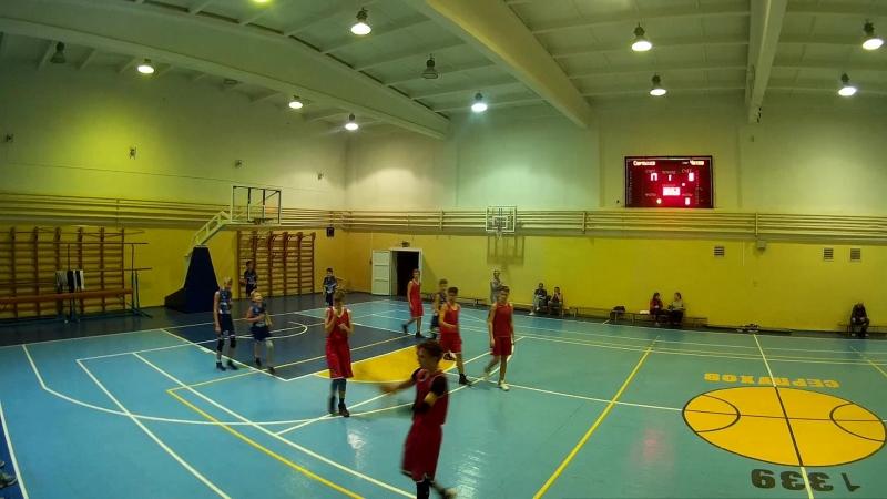 Серпухов 2003-04 - Чехов 2004 (12.09.2018) 1/3