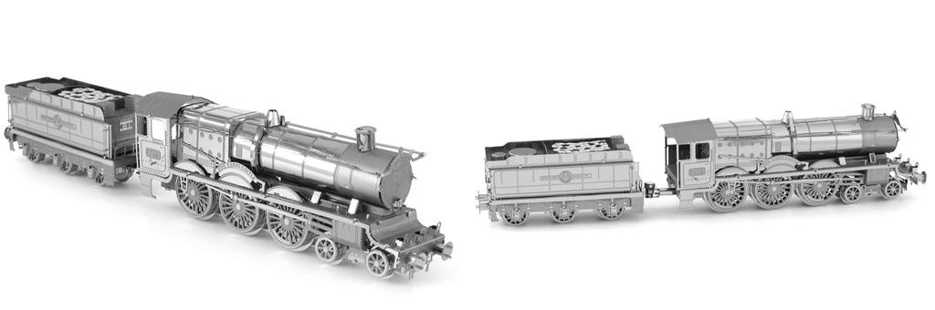 Конструктор MCG Model Хогвартс поезд 70017