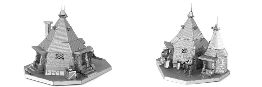 Конструктор MCG Model Хижина Хагрида 70018
