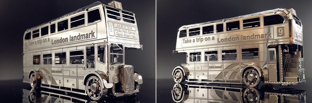 Конструктор MCG Model Двухэтажный автобус 70024