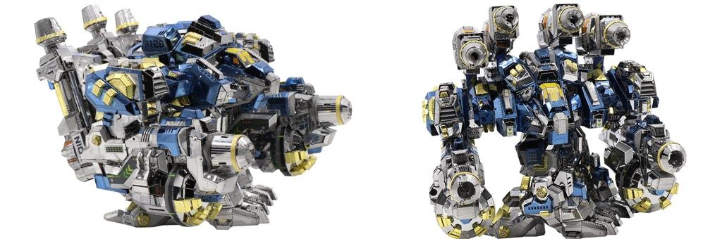 Конструктор MCG Model StarCraft II Тор 70040