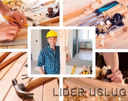 Услуги плотника – картинка 1
