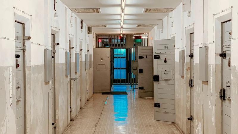 Berlin. Stasi Prison - Тюрьма Штази