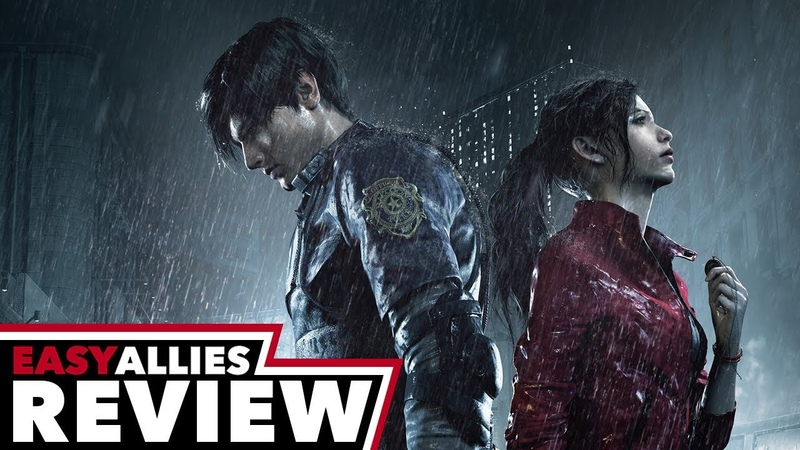 Resident Evil 2 (2019) - Easy Allies Review