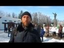 Пикет в поддержку Кемеровчан. Уфимская активность на лицо