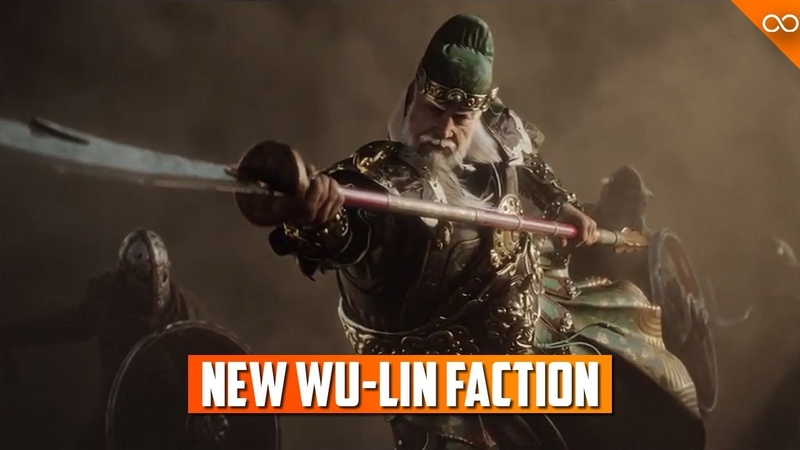 New Wu-Lin Faction Trailer - For Honor 4 New Heroes Confirmed