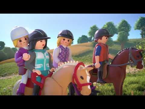 At çiftliği - Anna ve Jumper - Çocuk Sinema ( İngilizce )