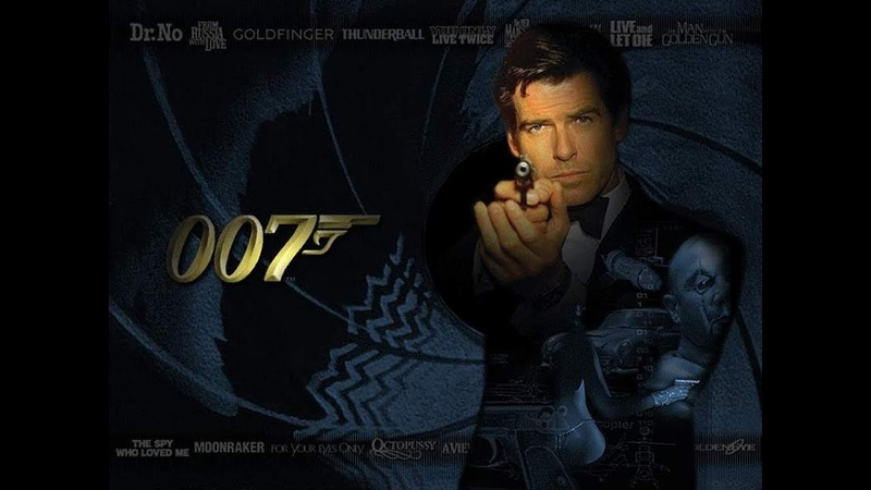 James Bond 007 The World is Not Enough(великобританский супер шпион)