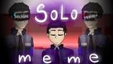 Detroit Solo (meme) Connor x Hank