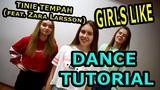 49. TINIE TEMPAH (feat. Zara Larsson) - GIRLS LIKE УЧИМ ТАНЕЦ!