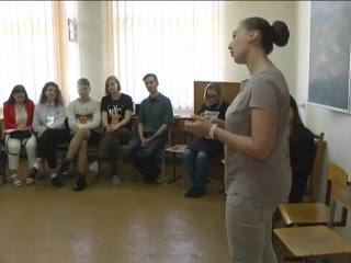 Буг-ТВ про Шестую Неделю журналистики