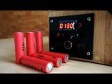Making a Regulated Spot Welder for Batteries