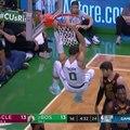 Boston Celtics в Instagram: «Tatum flies in for the jam! 💥»
