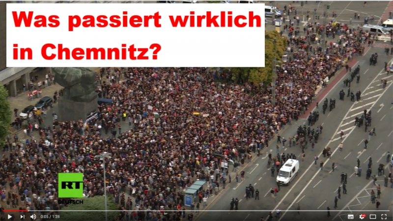 Was passiert wirklich in Chemnitz