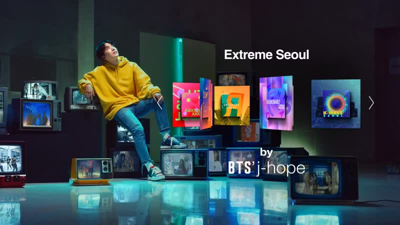 [ADVT] 181022 K-wave Seoul by BTS J-Hope @ 2018 Seoul City TVC
