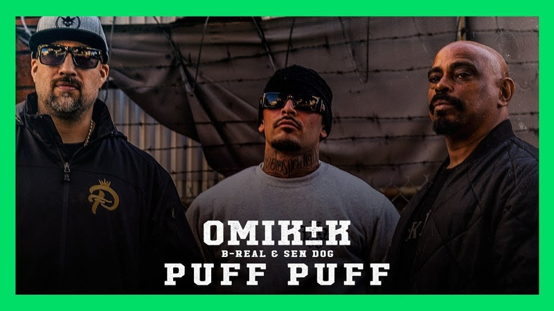 Omik K - Puff Puff feat. B-Real Sen Dog (Prod. by Defekto)