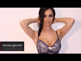 Emma Glover-New sexy Underwear