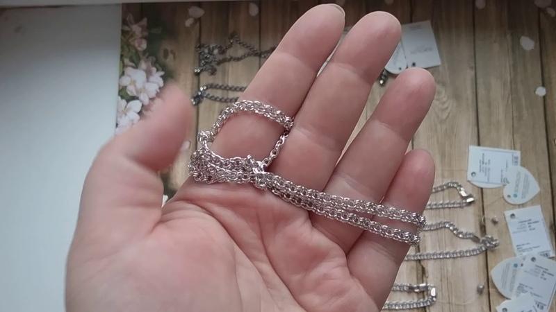 БИСМАРК - цепи и браслеты от SOKOLOV