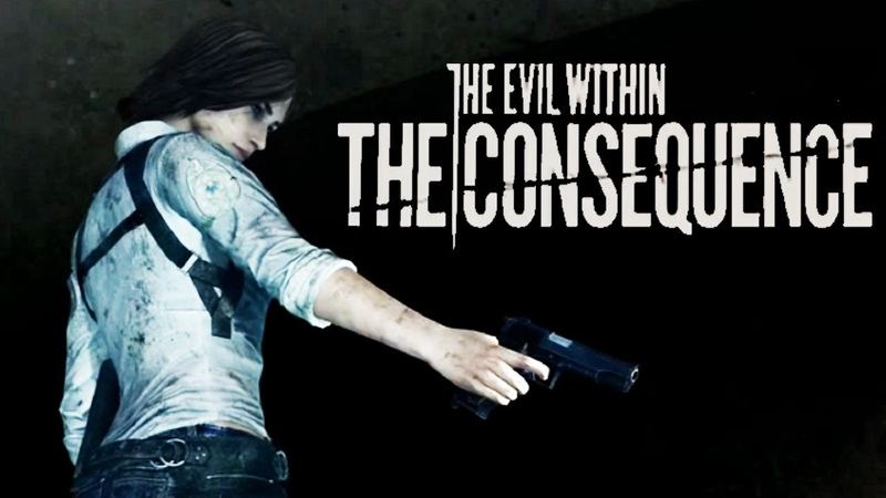 ФИНАЛ С БОССОМ ► The Evil Within The Consequence 3