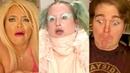 Sending youtubers disturbing videos of myself