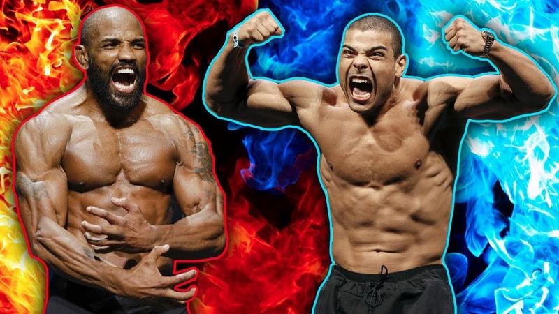 PAULO BORRACHINHA VS YOEL ROMERO É CONFIRMADO PARA UFC 230!
