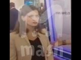 Корреспондентка России 24 упала в обморок в прямом эфире
