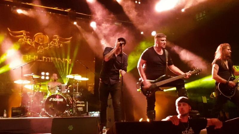 Stahlmann 'Tanzmaschine''- Live @ Black Castle Festival 2018