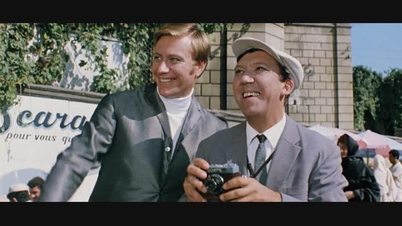 Бриллиантовая рука, комедия, криминал, СССР, 1968