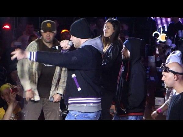 CRE8IVE (Sir-J, Leonoff, Pum, Julia L.) - Мы Поймали Белку [2 декабря Rap Music 2017]