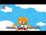 J _ Jaguar _ ABC Alphabet Songs _ Phonics _ PINKFONG Songs for Children