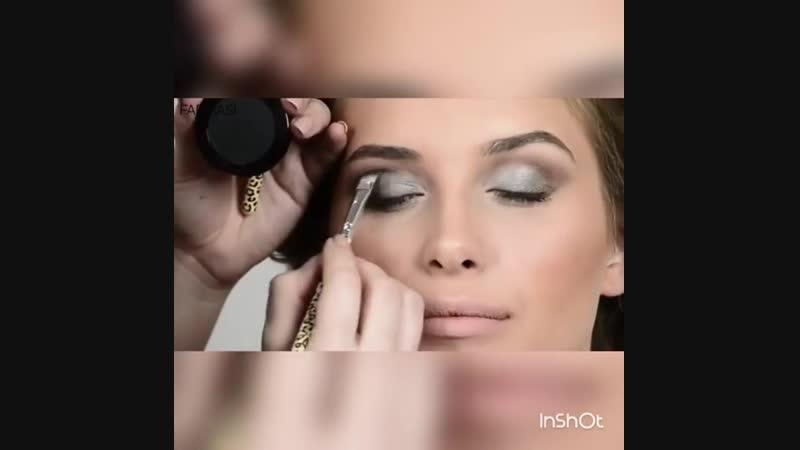 вечерний макияж с Farmasi