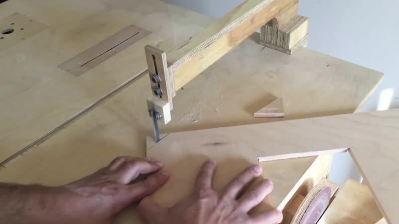 My Homemade Bandsaw Upgrade Şerit Testere Düzelltme ve Eklemeler