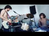 Домашняя репетиция группы BooGie X, импровизация