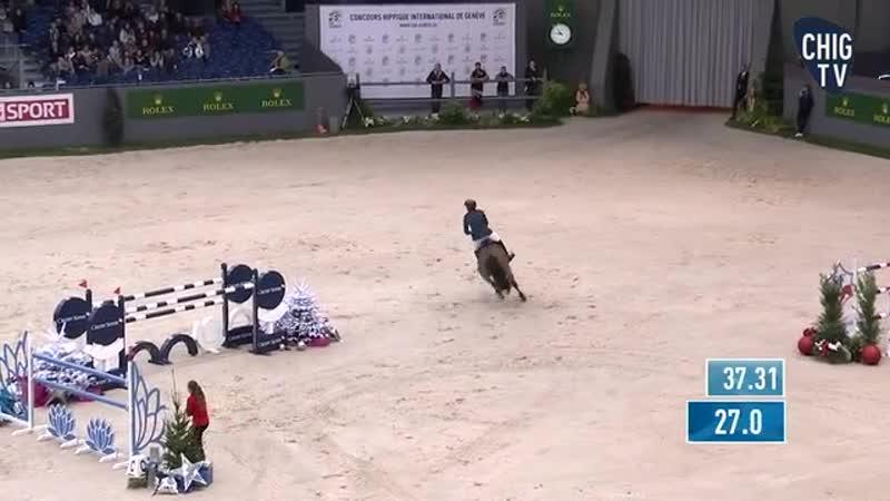 Педер Фредриксон и All In CHI Geneve