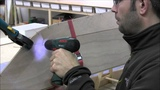Bau eines Holzkajaks. Lektion 4 Rumpf vern