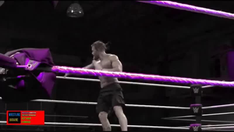 [Wrestling Ukraine]Highlights]WWE 205 Live Best 26 December 2018 HD]Огляд Українською]